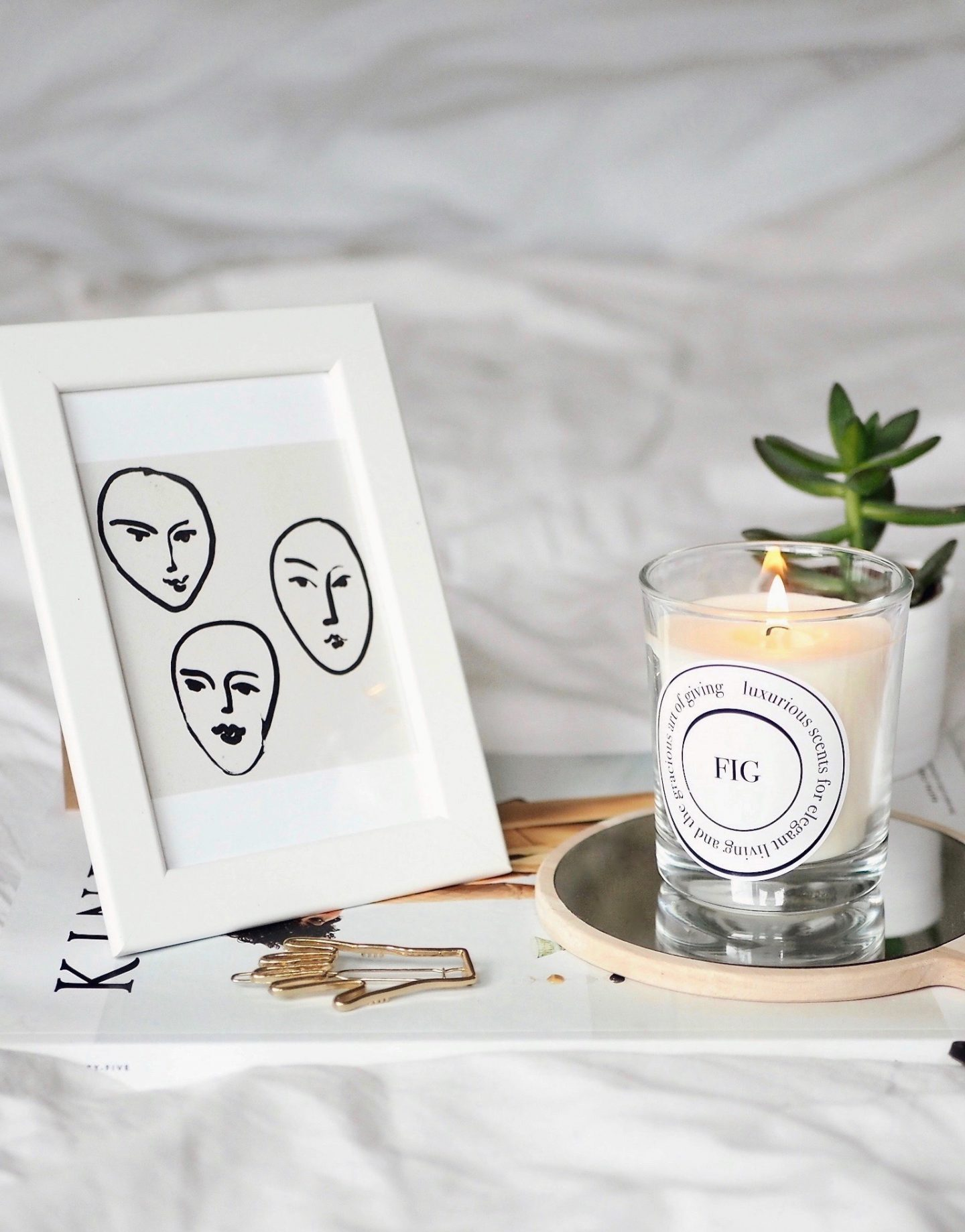 Aldi's Gorgeous Diptyque Candle Dupe