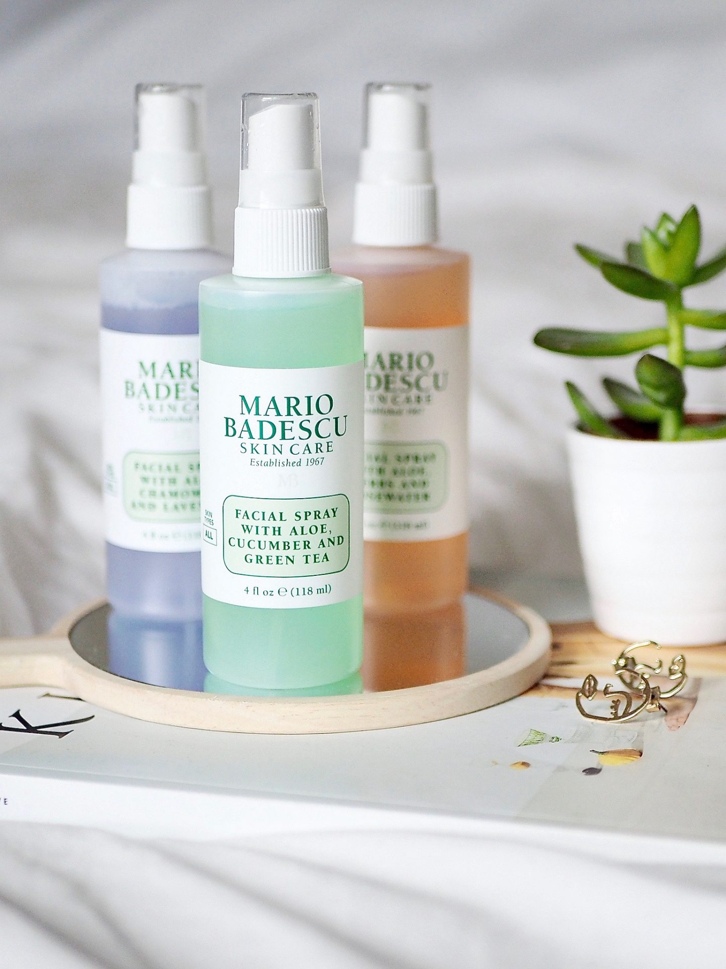 The Cult Facial Sprays from Mario Badescu