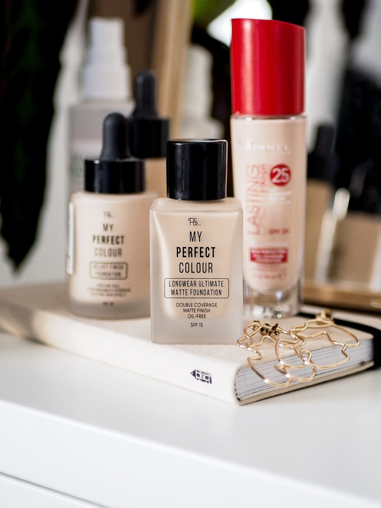 My Favourite Drugstore (or budget) Foundations