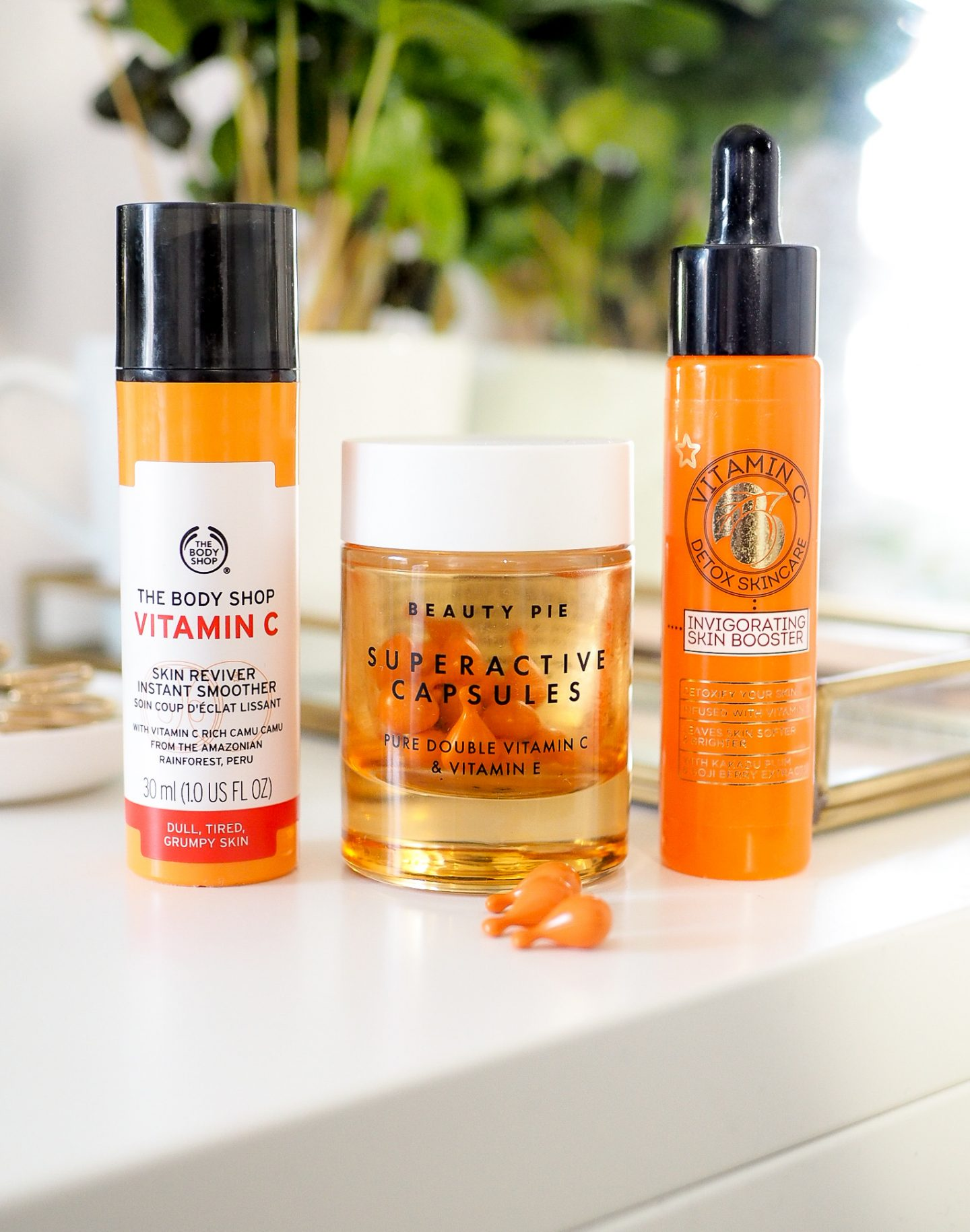 Vitamin C: The Amazing Skincare Hero!